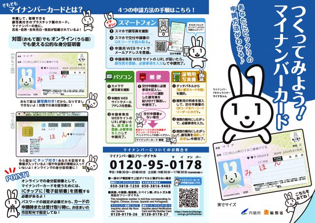 総合 サイト ナンバーカード マイ